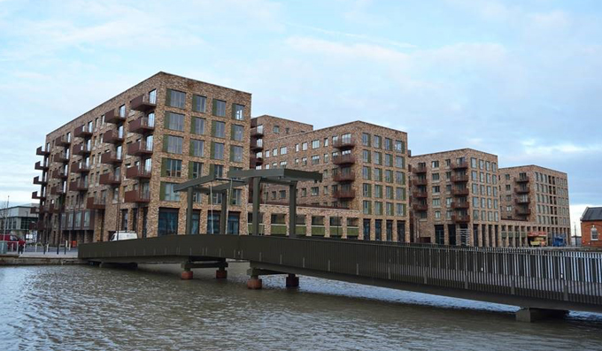 Design South East – Study Tour: Building at Density: learning from London