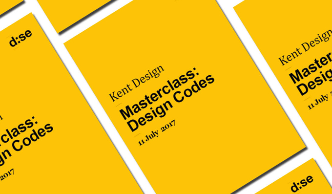 – Kent Design Masterclass: Design Codes – 11th July