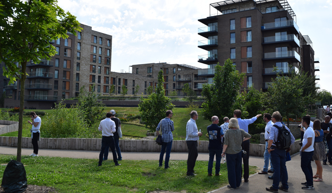 Design South East – Study Tour goes off-site in London