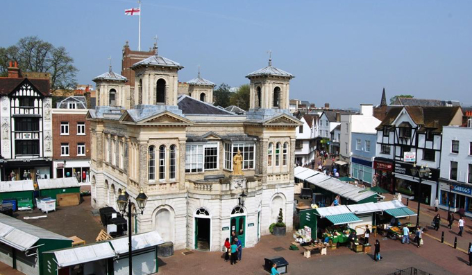 Design South East – Urban Designer opportunities in Kingston-upon-Thames