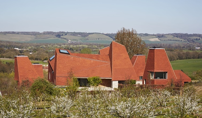 Design South East – Caring Wood is RIBA House of the Year