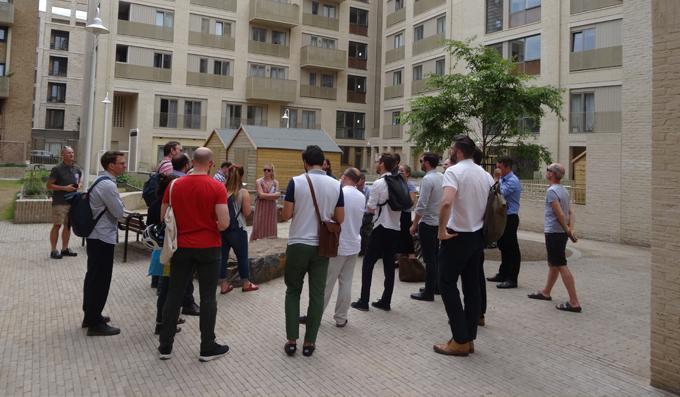 Design South East – Tour & talks: Kent Design study tour: council led housing development