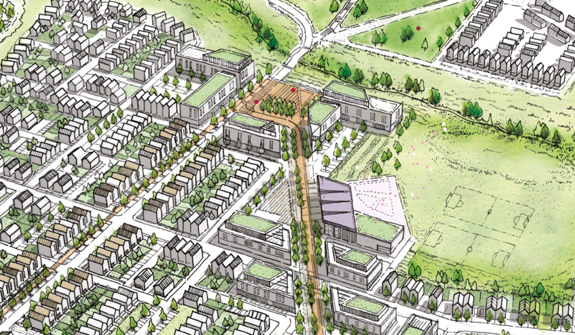 Design South East – Dunton Hills, Brentwood