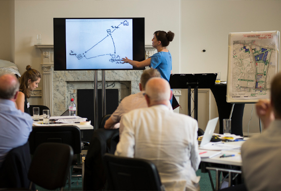 Design South East – London Two Day Charrette
