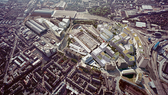 Design South East – Learning from Kings Cross