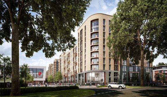 Design South East – Woking Tall Buildings Design Review Panel