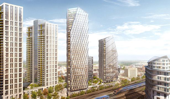 Design South East – Woking Tall Buildings Panel
