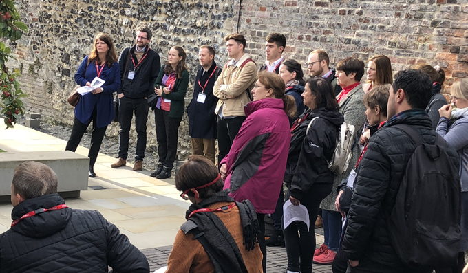 Design South East – Kent Design masterclass: Heritage; Beyond 'in-keeping' – tour & talks