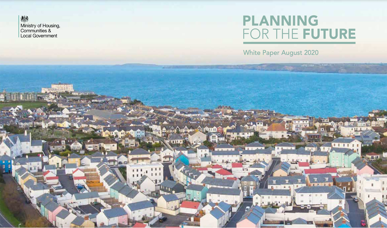 – Our response to Planning for the Future