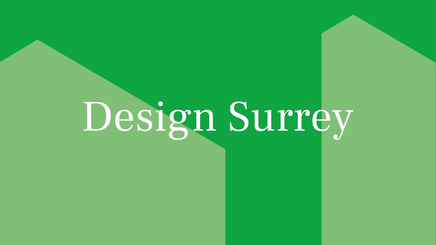 Design South East – Design Surrey