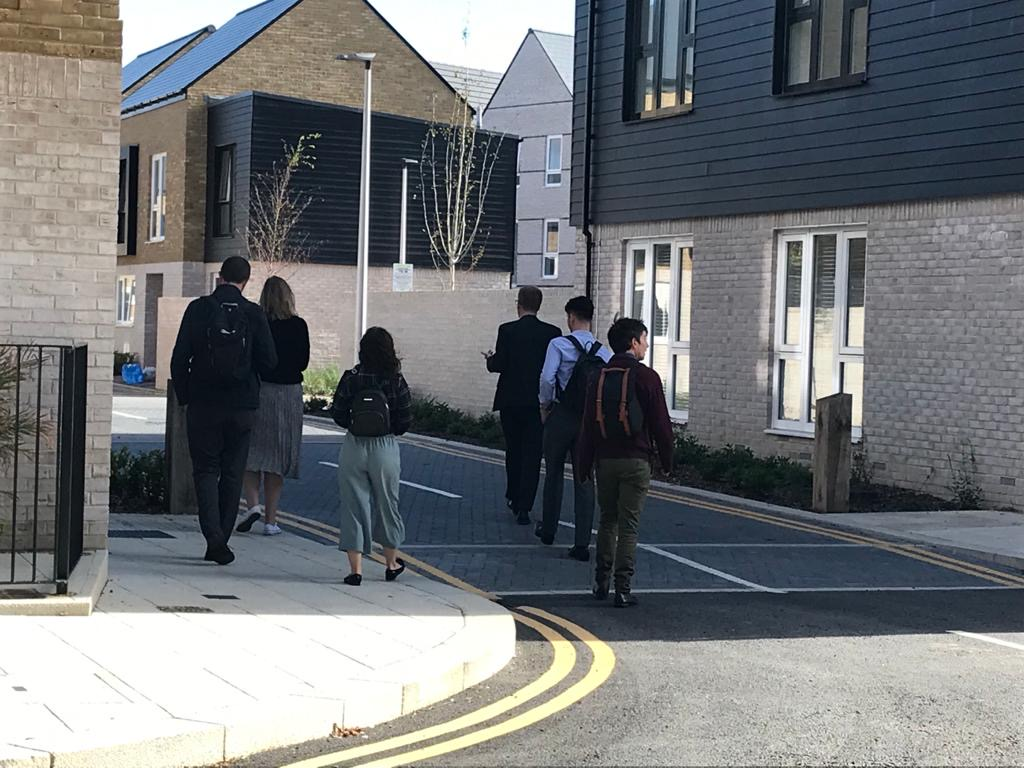 – Design South East takes Surrey local authorities out on location in Rochester